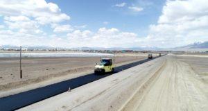 Улучшение Чуйского тракта в Республике Алтай дорожники завершат к 2022 году