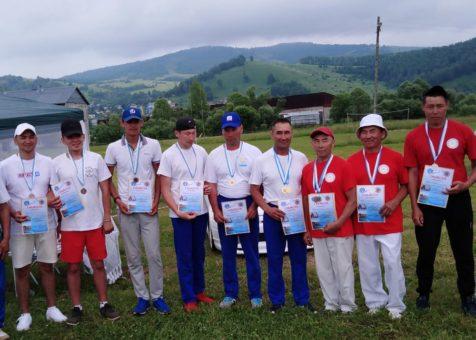 Команда Чемальского района стала чемпионом Республики Алтай по стрельбе из лука