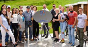 В Республике Алтай появился скоростной спутниковый интернет для дома и офиса