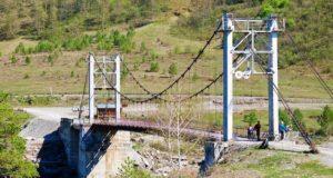 Ороктойский мост приведут в порядок