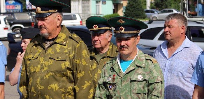 В Горно-Алтайске почтили память погибших пограничников
