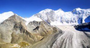 Катунский хребет включили в топ-10 для путешествий в горах