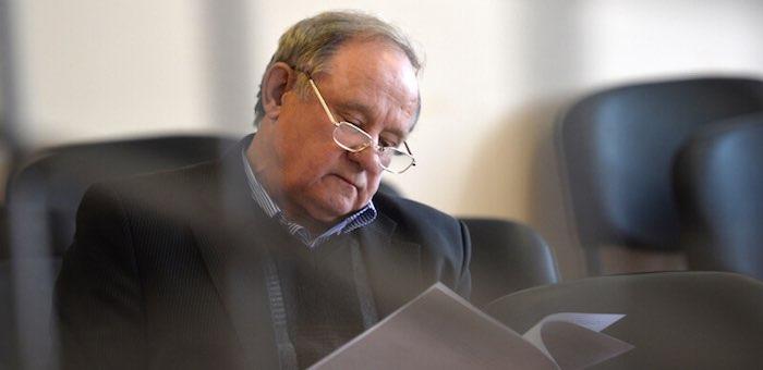 Виктор Облогин выдвинул свою кандидатуру в Госсобрание