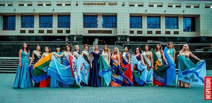 В Горно-Алтайске прошел финал всероссийского проекта «Леди Евразия 2019»