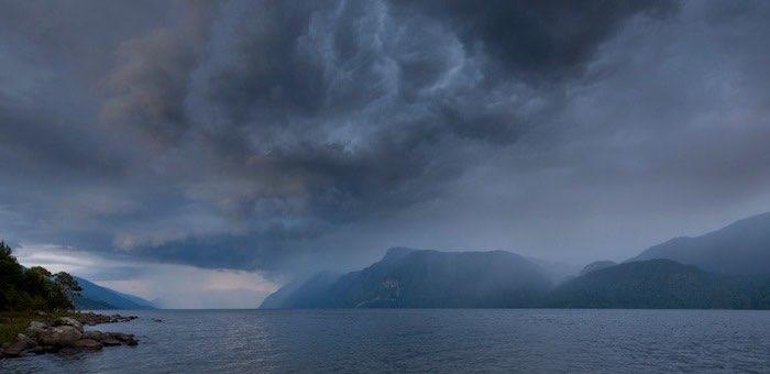 МЧС передало штормовое предупреждение на 25 июля