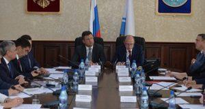 На Алтае прошло заседание федерального штаба по безопасности энергоснабжения Сибири