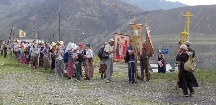 Крестный ход «По стопам миссионеров алтайских» пройдет от Акташа до Ташанты