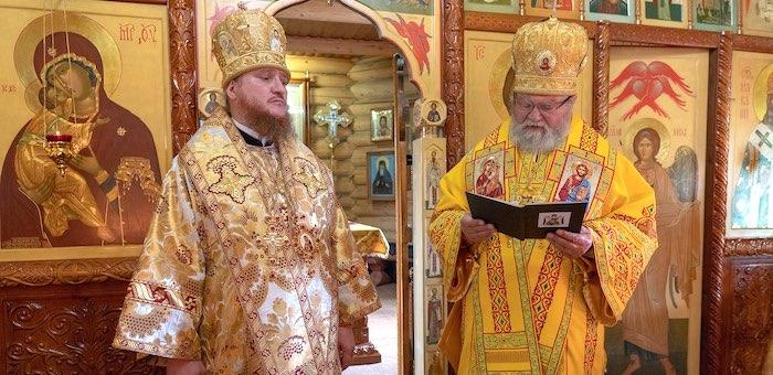 Горный Алтай посетил архиепископ Пражский