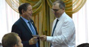 Виктор Ромашкин и Дмитрий Софронов зарегистрированы кандидатами на пост главы республики