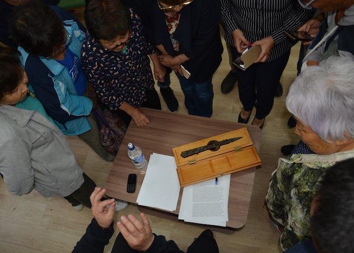 В Онгудае обсудили историю Джунгарии и алтайского бурханизма