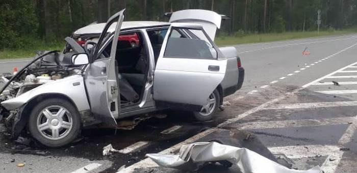 Туристка из Новосибирска погибла в ДТП на Чуйском тракте