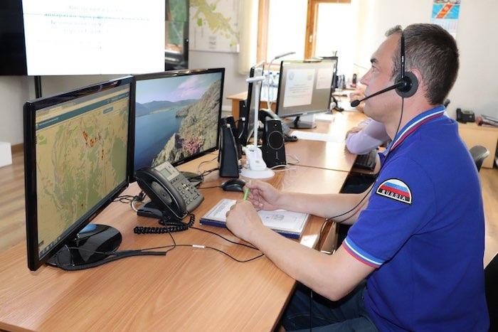 Зампреду правительства РФ показали в Горно-Алтайске «Безопасный город»