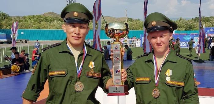 Алексей Тадыкин успешно выступил на соревнованиях в Туве