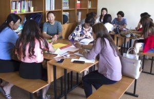 Учителя русского языка из Монголии проходят стажировку в Горном Алтае