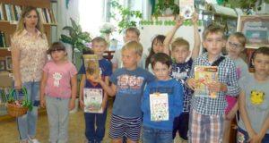 Майма: книжное лето в библиотеке