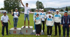 Горно-Алтайск, Кош-Агач, Майма – названы лидера олимпиады спортсменов Республики Алтай