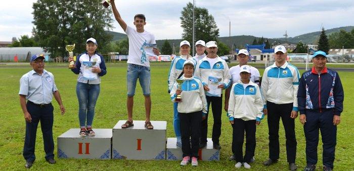 Горно-Алтайск, Кош-Агач, Майма – названы лидеры олимпиады спортсменов Республики Алтай