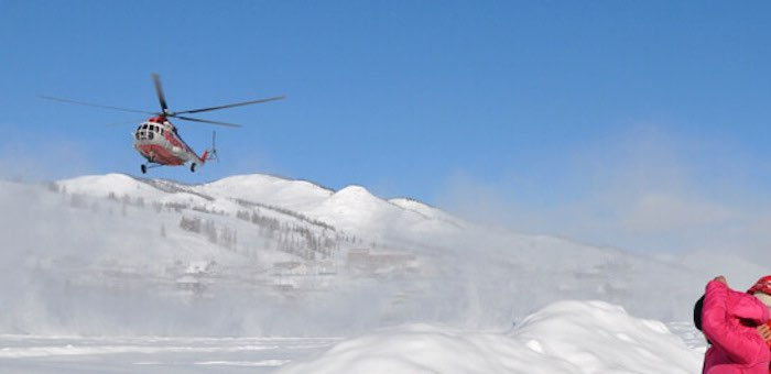 Попавшие под лавину туристы эвакуированы в Горно-Алтайск