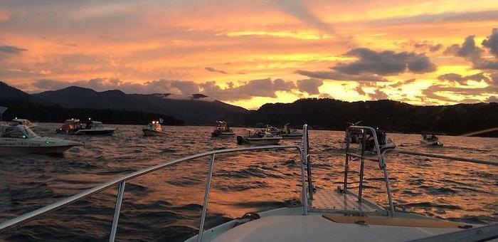 Телецкий водный праздник и парад кораблей пройдут 27 июля в Артыбаше