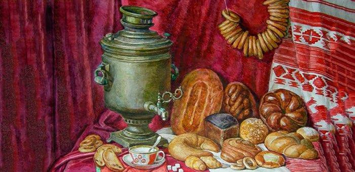 Хлебные выходные с клубом «Рукодельница» и фондом «Перспектива»