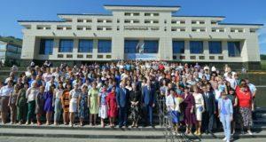 Министр просвещения России приняла участие в августовском совещании педагогов Республики Алтай