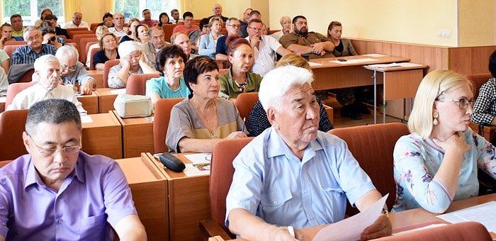 В Горно-Алтайске создается ресурсный центр поддержки общественных инициатив
