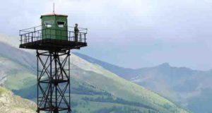 Пограничники сняли с гор более 20 туристов, оказавшихся на государственной границе