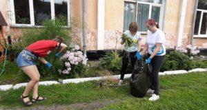 Молодогвардейцы запустили акцию помощи в подготовке школ к учебному году
