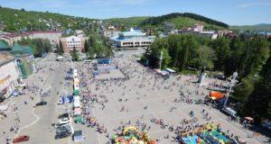 День города отпразднуют в Горно-Алтайске (программа мероприятий)