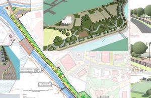 Дизайн-проект благоустройства набережной у городского парка обсудят в Горно-Алтайске