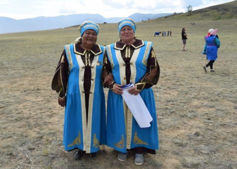 Праздник коренных народов Алтая прошел в Кош-Агачском районе