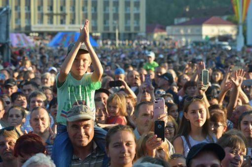 Гастрономический фестиваль впервые прошел в Горно-Алтайске