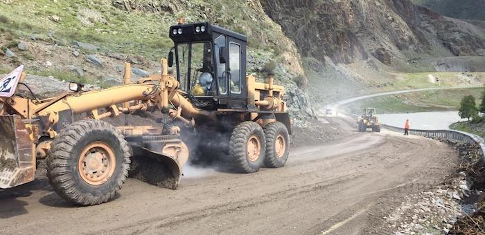 Проезд по Чуйскому тракту в Республике Алтай восстановлен