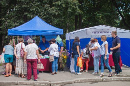 В Горно-Алтайске прошел Фестиваль народных мастеров и художников