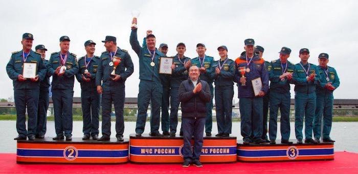 Команда ГИМС Республики Алтай стала чемпионом России