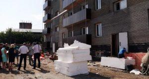 В Горно-Алтайске завершается строительство «проблемных» многоэтажек