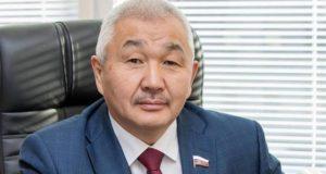 Родион Букачаков призвал жителей республики поддержать Олега Хорохордина