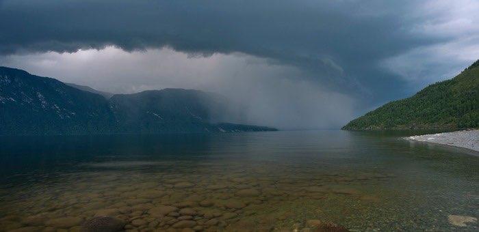 МЧС объявило штормовое предупреждение на 23 августа