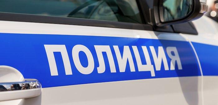 Нетрезвый подросток напал на полицейских, которые хотели сдать его матери