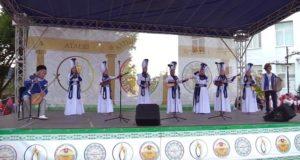 Ансамбль «Арчын» из Усть-Муты выступил на фестивале в Крыму