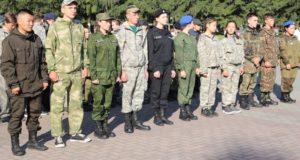 Юный поисковики из Горного Алтая отправились в экспедицию «Волховский фронт. Апраксин»