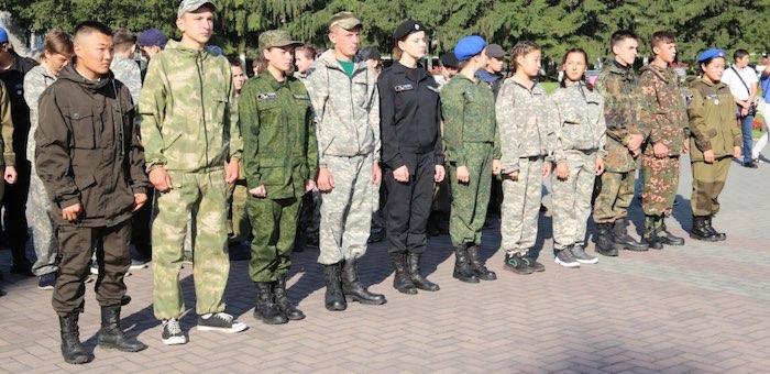 Юные поисковики из Горного Алтая отправились в экспедицию «Волховский фронт. Апраксин»