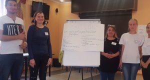 Программу «Молодежь Майминского района» обсудили на форуме в Рыбалке