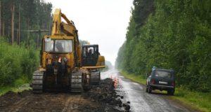 Начинается ремонт дороги от Турочака до Дмитриевки