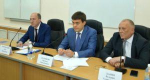 Республику Алтай посетил министр науки России