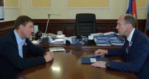 Республику Алтай посетил вице-спикер Совета Федерации