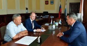 Полпред президента в Сибири посетил Республику Алтай