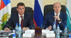 Республику Алтай посетил министр сельского хозяйства России