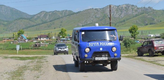 Масштабное строительство дорог планируется в Усть-Канском районе