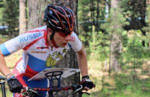 Ярослав Черемных стал победителем Кубка России по велоориентированию